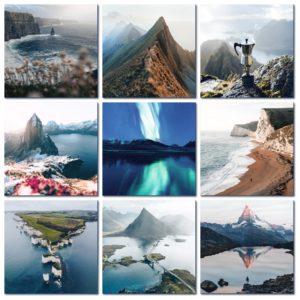 9 Instagram Fotografinnen und Fotografen