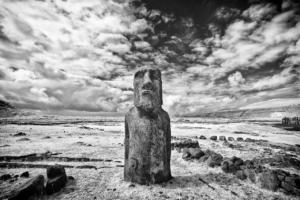 Reisender Moai 1280