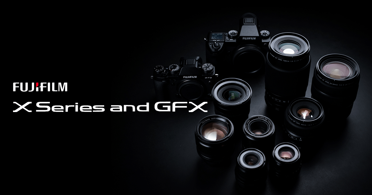 X Series And GFX