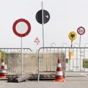 Grenze / Annick Ramp,NZZ