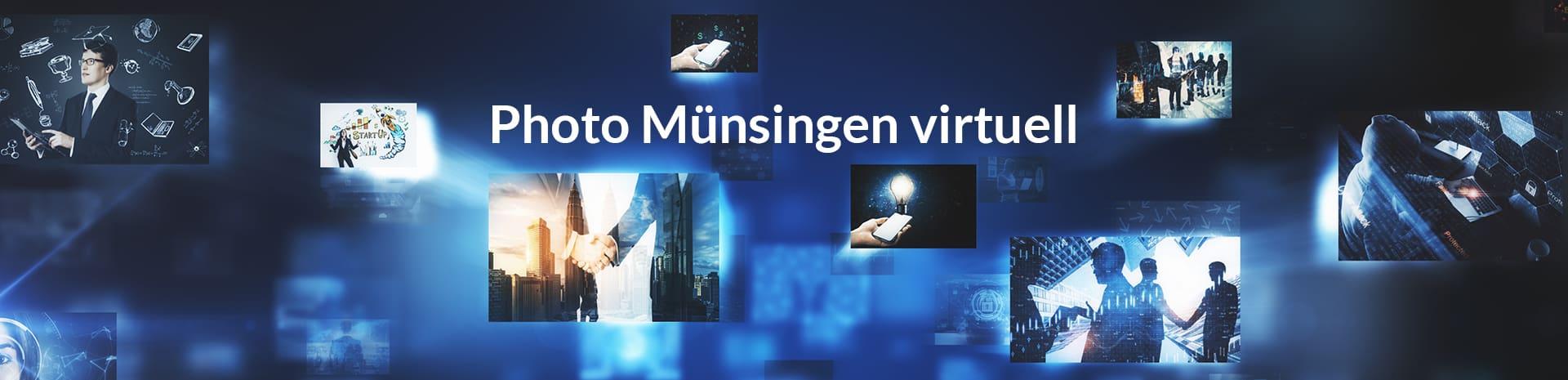 Photo Münsingen virtuell