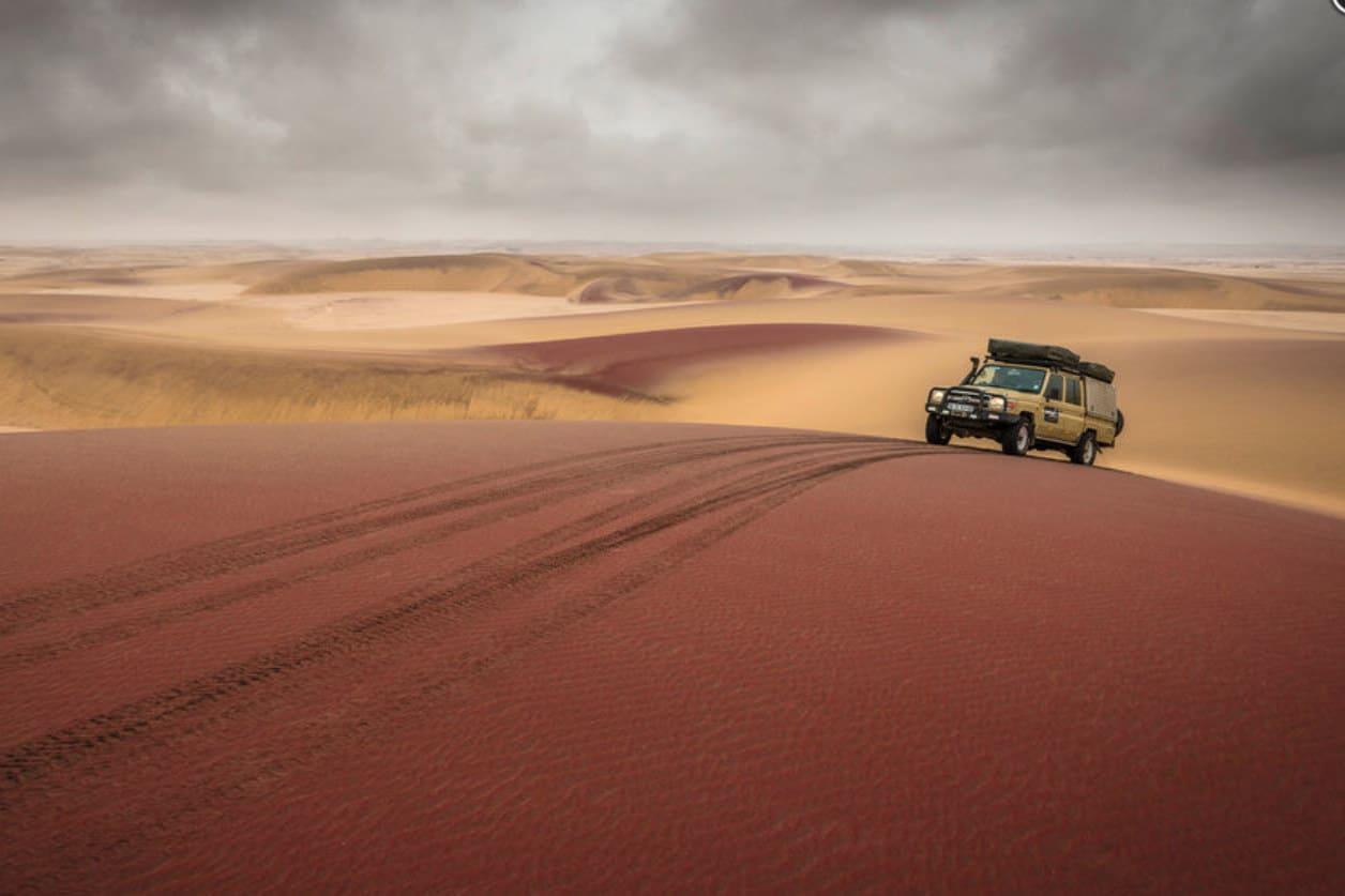 Rolf Gemperle Namib Durchquerung 01