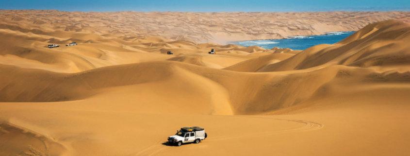 Rolf Gemperle Namib Durchquerung